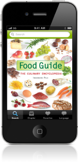 Food Guide Cover iPhone